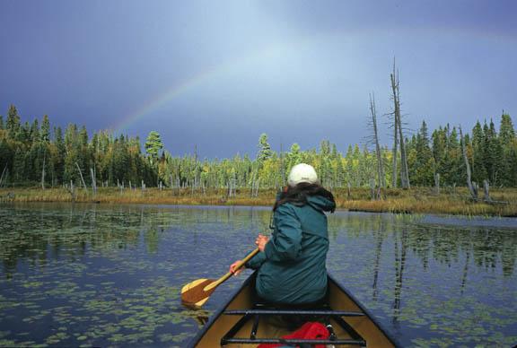 Anjigami River - Ontario