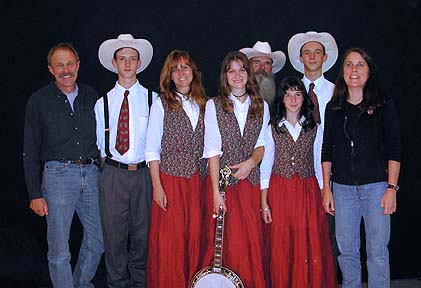 Cherryholmes Family