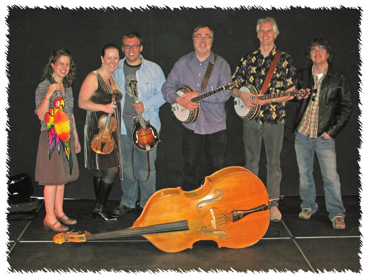 - Double Banjo Bluegrass Spectacular -