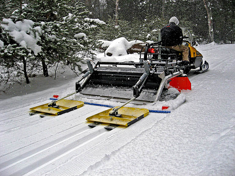 Trail Design and Grooming - Cross Country Ski Association ...  Cross Country Ski Trail Grooming