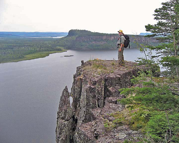 View from Doghead Mountain