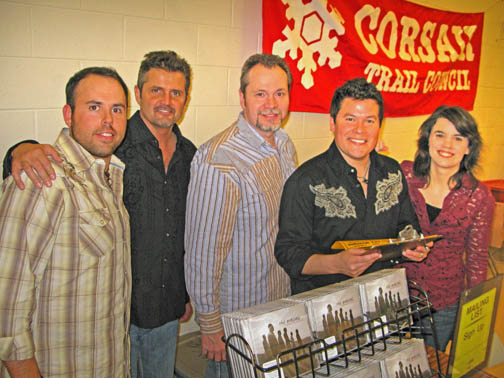 Grascals and Grascalette