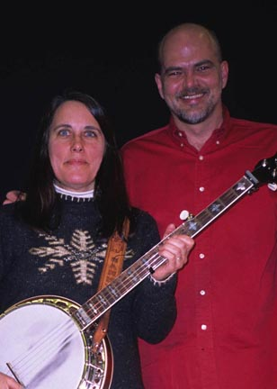 Tess and Sammy Shelor