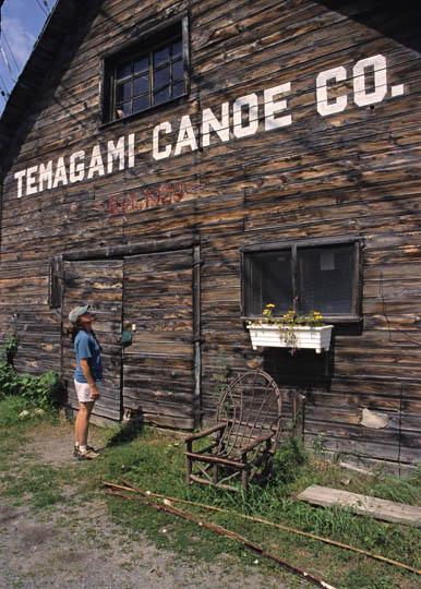 Temagami Canoe Company - Ontario
